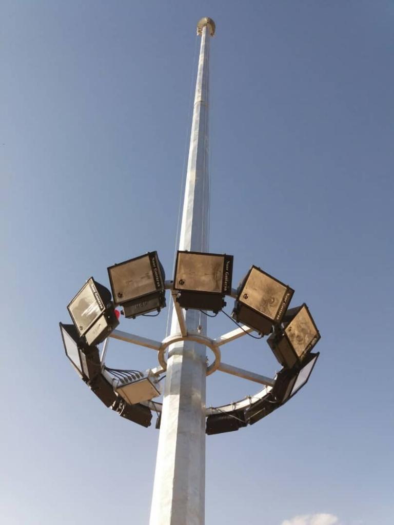 برج الإضاءة