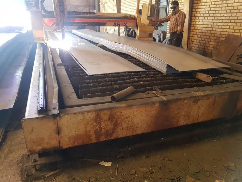 واحد سازه های فلزی